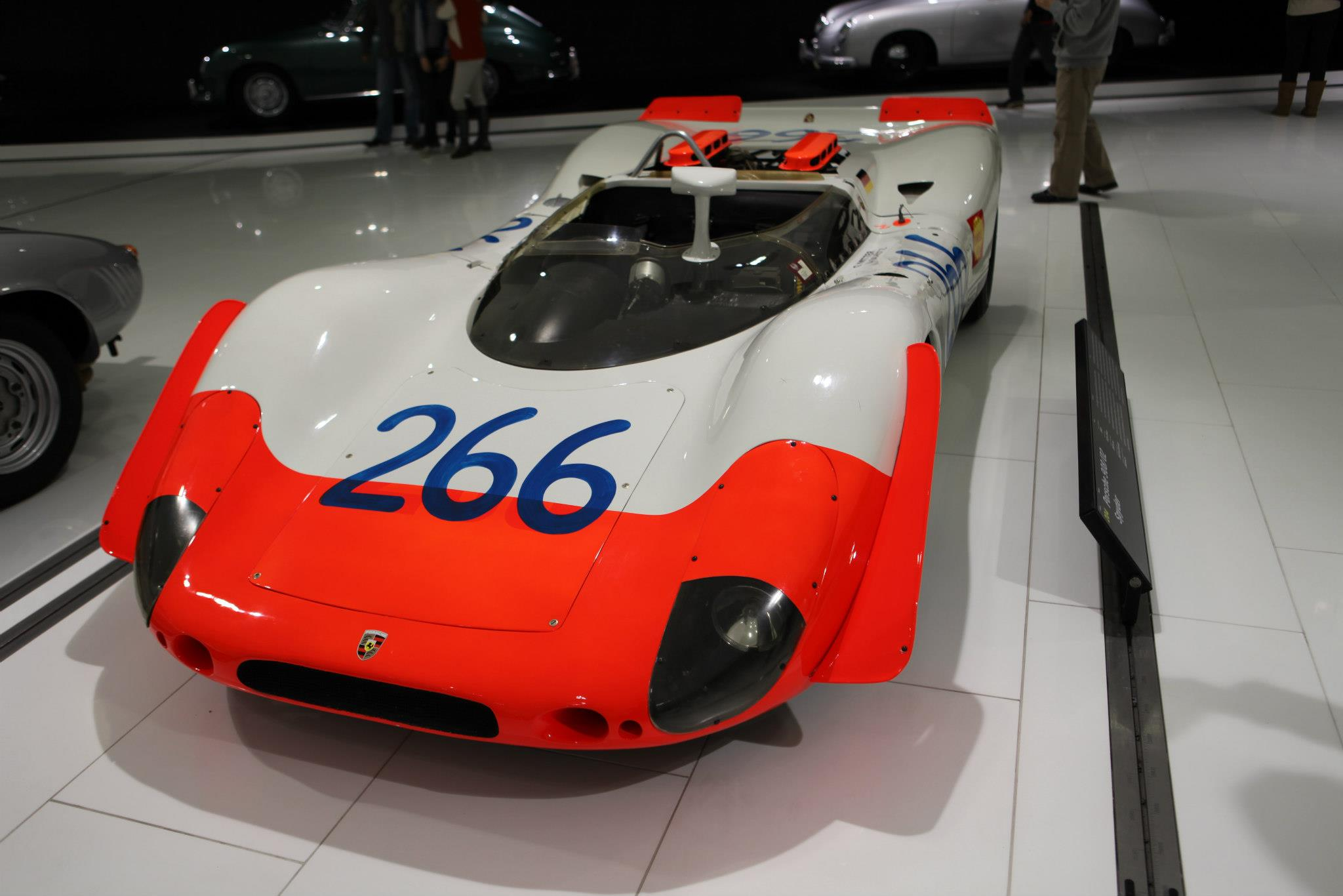 Porsche 908 One Step Closer Endurance Nostalgia