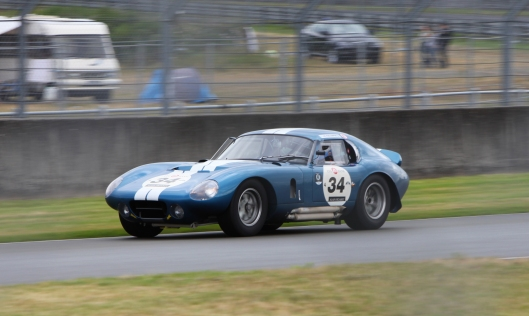 The Daytona Coupe was the pinnacle of the Cobra development