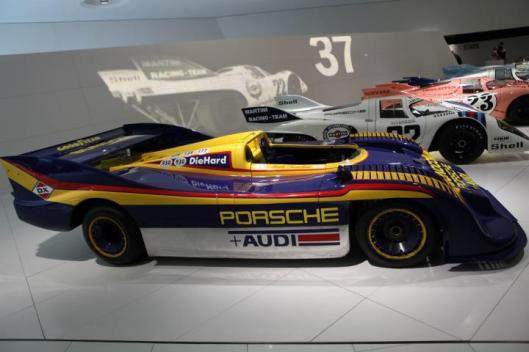Chassis 002 of the 917-30
