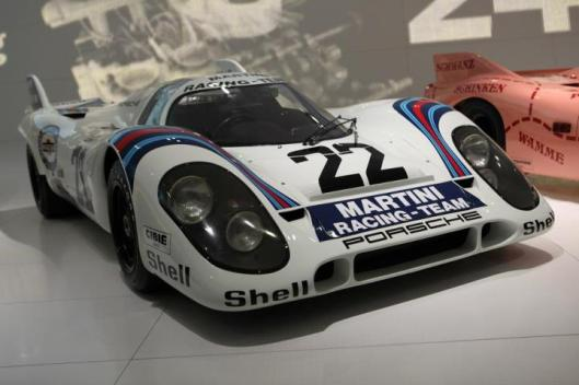 Chassis 053, winner of Le Mans in 1971 with Dr. Helmut Marko and Gijs van Lennep. This is the real thing!