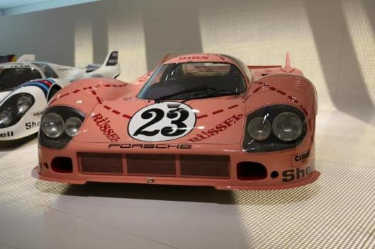 "Chassis 917-20-001, the famous 1971 ""Pink Pig"""