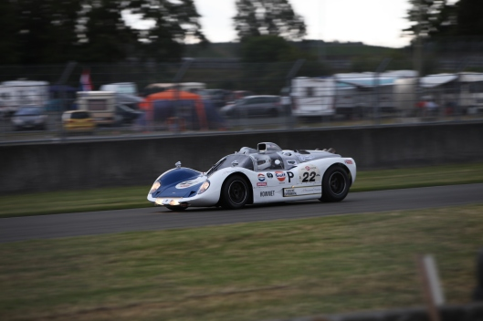 The Howmet at Maison Blanche, Le mans Classic 2012