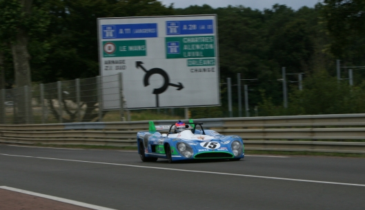 The Matra is wonderful to see (and hear!!!) today when it appears at classic events